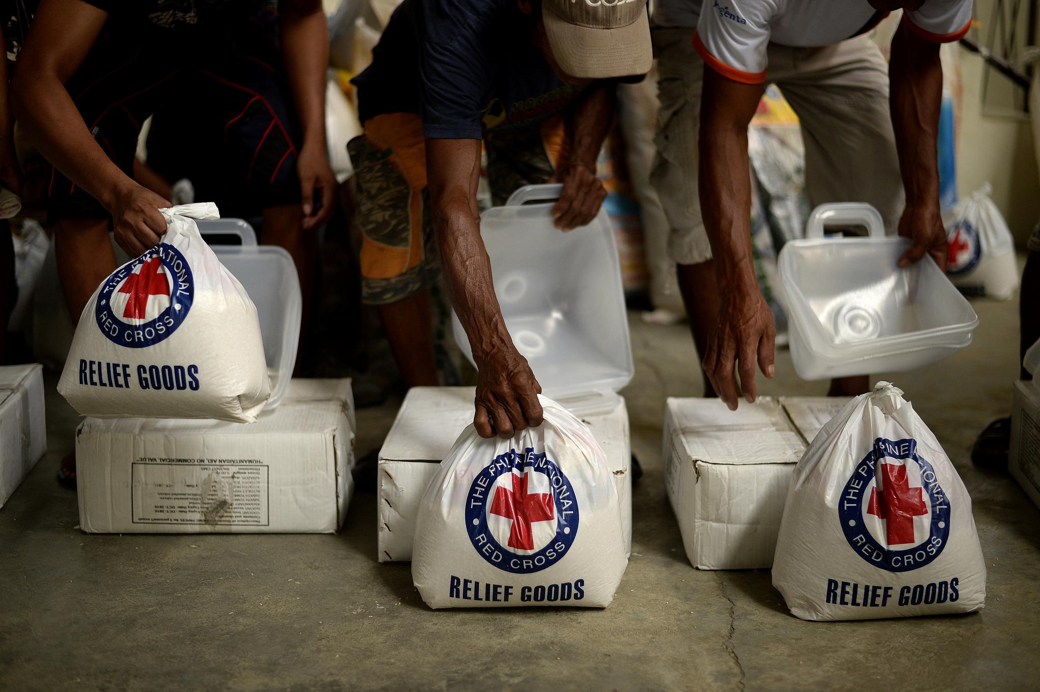 Relief goods FbF