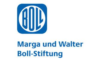 Logo Marga und Walter Boll-Stiftung
