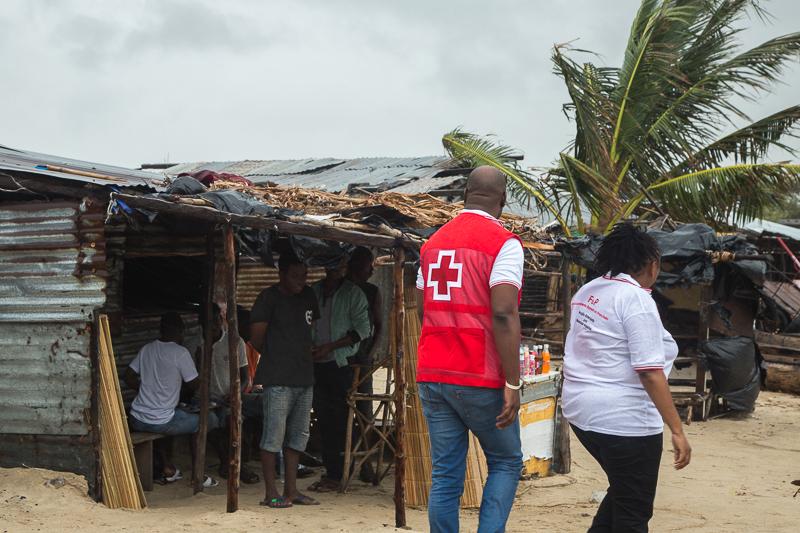Tropical Cyclone Idai - Forecast-based Financing