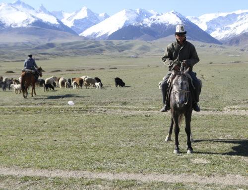 Kirgistan und Tadschikistan