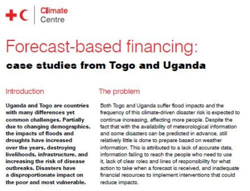 Togo and Uganda case studies