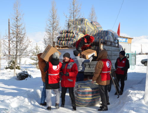Coldwave Early Actions put to the test in Kyrgyzstan