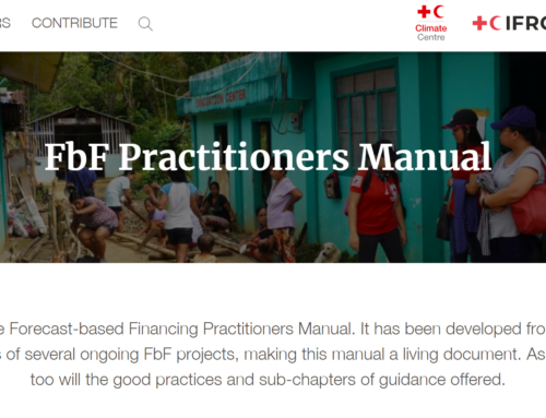 Launch of the FbF Practitioners Manual!