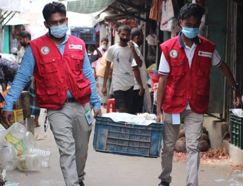 Acting early to protect Bangladesh's vulnerable population from Cyclone Amphan