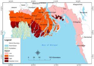 Bangladesh: EAP Activation Cyclone Map