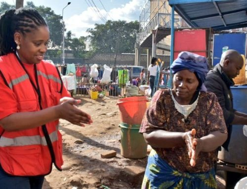 Towards a safer, healthier future: exploring anticipatory action in the time of a pandemic