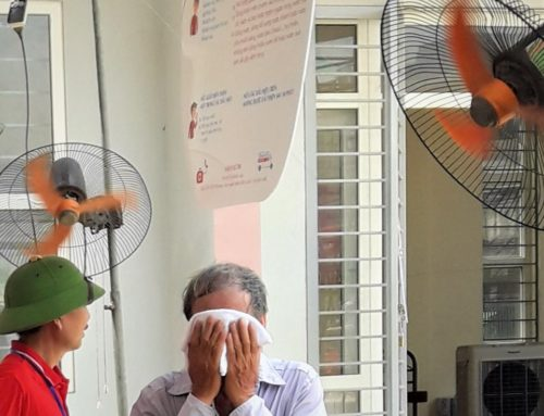 Managing extreme heat during the COVID-19 pandemic
